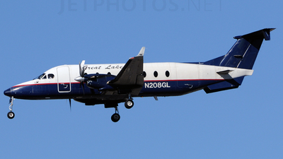N208GL - Beech 1900D - Great Lakes Airlines