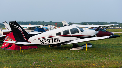 A picture of N2974N - Piper PA28181 - [288090022] - © SpotterPowwwiii