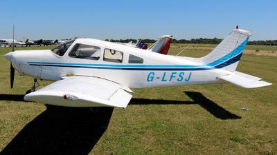 A picture of GLFSJ - Piper PA28161 - [287916536] - © David Cook