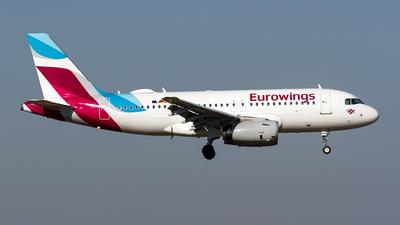 D-AGWS - Airbus A319-132 - Eurowings