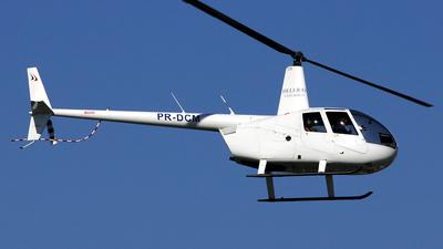 PR-DCM - Robinson R44 Raven II - Heli-Rio Táxi Aéreo