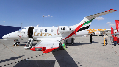A6-DWE - Embraer 500 Phenom 100EV - Emirates Flight Training Academy