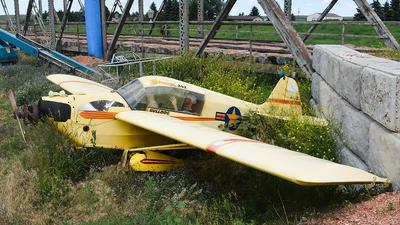 N87EB - Stits SA-6B - Private