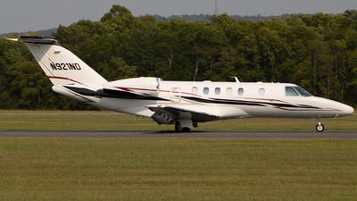 N921ND - Cessna 525 Citationjet CJ4 - Private
