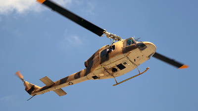 12-3302 - Bell 214B - Iran - Revolutionary Guard