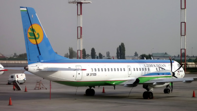 UK-91105 - Ilyushin IL-114-100 - Uzbekistan Airways