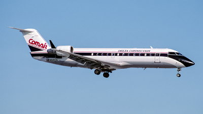 N941CA - Bombardier CRJ-100ER - Delta Connection (Comair)