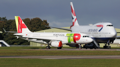 A picture of CSTTV - Airbus A319112 - [1718] - © Mark Stevens - Long Reach Images