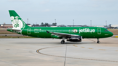 N595JB - Airbus A320-232 - jetBlue Airways