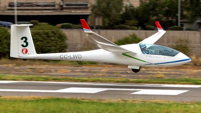 CC-LWD - Schempp-Hirth Ventus 2cM - Aero Club - Planeadores de Vitacura