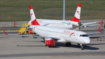 A picture of OELWL - Embraer E195LR - Austrian Airlines - © Philip Lueger