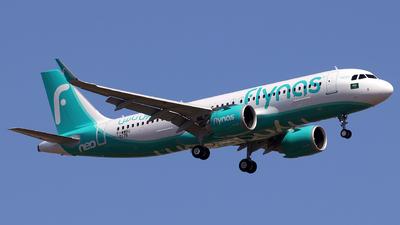 F-WWBU - Airbus A320-251N - Flynas