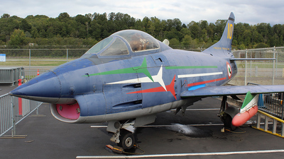 MM6244 - Fiat G91PAN - Italy - Air Force