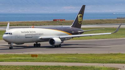 N307UP - Boeing 767-34AF(ER) - United Parcel Service (UPS)