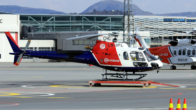 LN-OFL - Eurocopter AS 350B3 Ecureuil - Helitrans