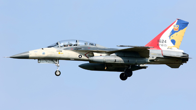 1624 - AIDC F-CK-1D Ching Kuo  - Taiwan - Air Force