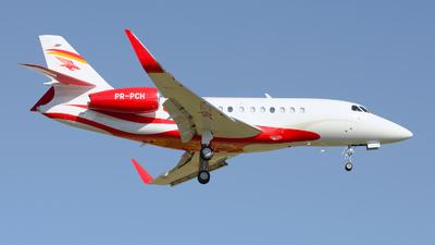 PR-PCH - Dassault Falcon 2000LX - Private