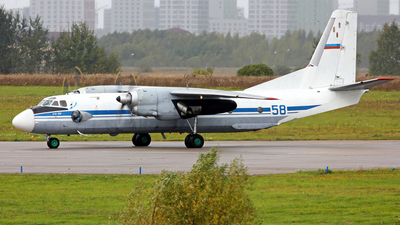 58 - Antonov An-26KPA - Russia - Air Force