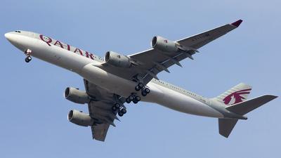 A7-HHH - Airbus A340-541 - Qatar - Amiri Flight