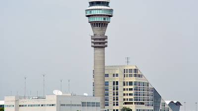 ZSPD - Airport - Control Tower