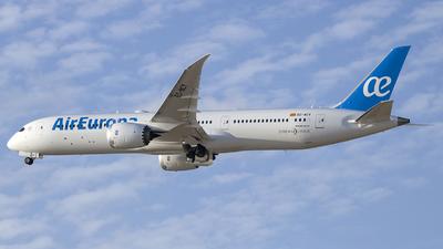 EC-NCY - Boeing 787-9 Dreamliner - Air Europa