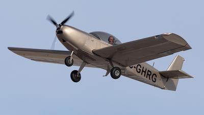 C-GHRG - Zenair CH601XL - Private