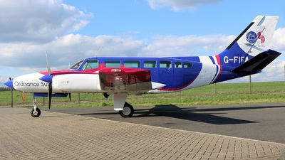 G-FIFA - Cessna 404 Titan - RVL Aviation