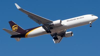 N302UP - Boeing 767-34AF(ER) - United Parcel Service (UPS)