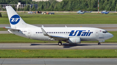 VQ-BPQ - Boeing 737-524 - UTair Aviation