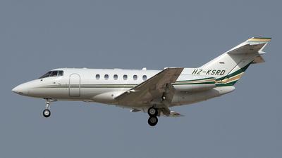 HZ-KSRD - Hawker Beechcraft 750 - Nas Air
