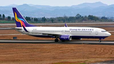 B-205T - Boeing 737-84P - Urumqi Air