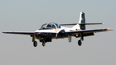 68-053 - Cessna T-37B Tweety Bird - Pakistan - Air Force