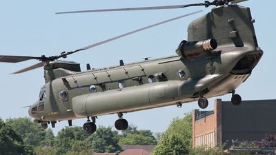 ZH902 - Boeing Chinook HC.3 - United Kingdom - Royal Air Force (RAF)