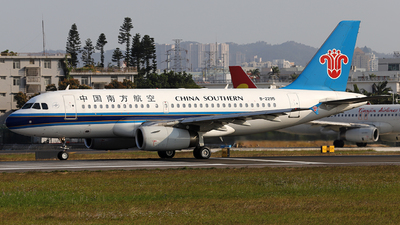 B-2295 - Airbus A319-132 - China Southern Airlines