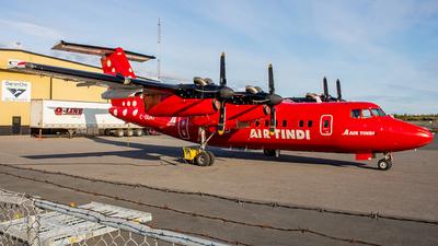 C-GUAT - De Havilland Canada DHC-7-102 Dash 7 - Air Tindi