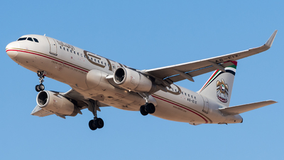 A6-EIX - Airbus A320-232 - Etihad Airways