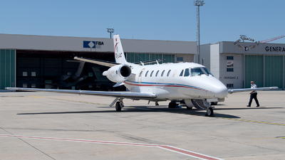 TC-LAC - Cessna 560XL Citation XLS - Turkey - State Airports Authority (DHMI)