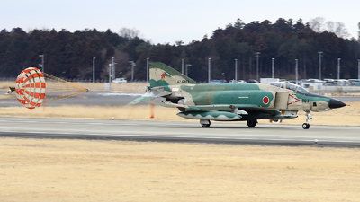 47-6903 - McDonnell Douglas RF-4E Kai Phantom II - Japan - Air Self Defence Force (JASDF)