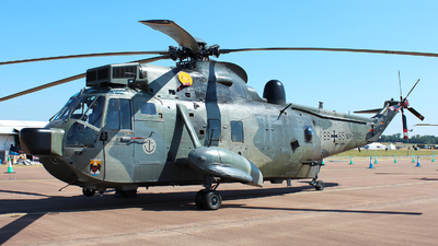 89-65 - Westland Sea King Mk.41 - Germany - Navy