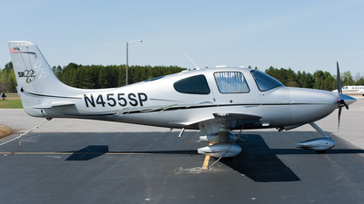 N455SP - Cirrus SR22-GTS - Private