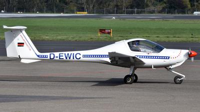 D-EWIC - Diamond DA-20-A1 Katana - Aeroclub 77