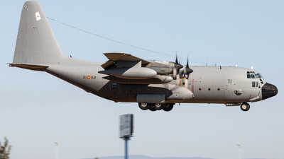 TK.10-07 - Lockheed KC-130H Hercules - Spain - Air Force