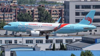 B-1212 - Airbus A320-251N - Loong Air