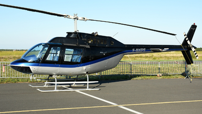 F-BXPF - Bell 206B JetRanger - Private