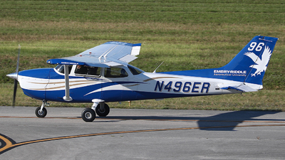 N496ER - Cessna 172S Skyhawk SP - Embry-Riddle Aeronautical University (ERAU)