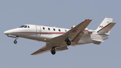 PP-SFY - Cessna 560XL Citation XLS Plus - Private
