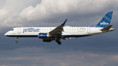 N229JB - Embraer 190-100IGW - jetBlue Airways