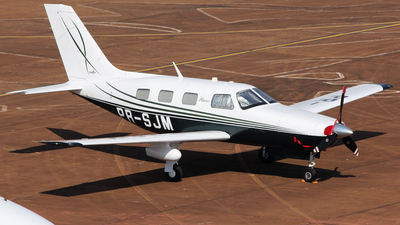 PR-SJM - Piper PA-46R-350T Matrix - Private
