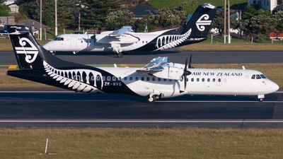 ZK-MVG - ATR 72-212A(600) - Air New Zealand