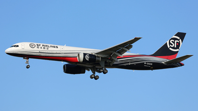 B-2829 - Boeing 757-25C(PCF) - SF Airlines
